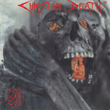 CHRISTIAN DEATH - SEXY DEATH GOD - CD SIGILLATO 1994