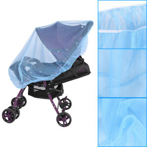 Baby Kids Stroller Pushchair Mosquito Insect Net Safe Protection Mesh
