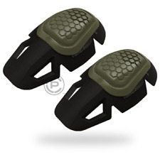 Crye Precision Airflex Combat Knee Pads Green