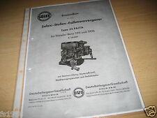 MERCEDES 190 et 190 B, solex 32 paita Carburateur-de rechange liste de pièces