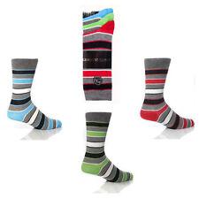 3 pairs Mens Giovanni Cassini Socks london size 6-11