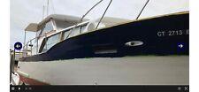 1962 Chris Craft Constellation 36' Luxury Motor Yacht No Reserve
