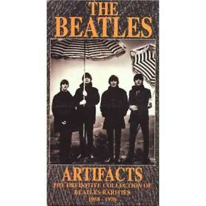 The Beatles Artifacts The Definitive Collection of Rari. 5 cd BOX SET NEW SEALED