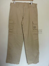"Marc O 'Polo Beige Cargo Pantalones Pantalones W36"" L33"" £ 75 BNWT"
