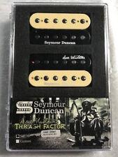 Seymour Duncan Dave Mustaine Thrash Factor Zebra Humbucker Signature Pickup Set