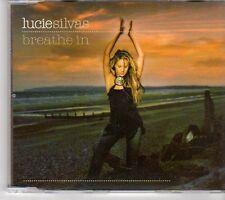 (EX708) Lucie Silvas, Breathe In - 2004 DJ CD