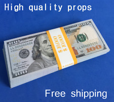 NO1Single-sided printing $10000 Copy Prop Money Fake Replica Play game prop