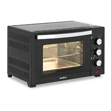 Mini Oven Countertop Electric Oven Convection Oven 1600W 30L 5 Programmes