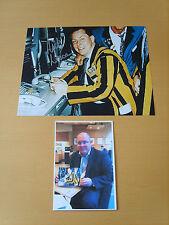 Nick Leeson genuine Autograph - UACC / AFTAL.