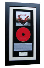 BULLET FOR VALENTINE Temper CLASSIC CD Album QUALITY FRAMED+EXPRESS GLOBAL SHIP