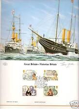 Great Britain - Victorian Britain Celebrate Queen Ship