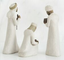 Willow Tree The Three Wisemen, sculpted hand-painted nativity figures_26027