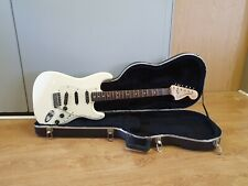 Fender Ritchie Blackmore Stratocaster 2008 Olympic White Electric Guitar