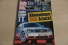 1) Auto Bild 30/2002 - Hyundai Getz in einer erste - Mercedes E 320 mit Elegance