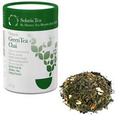 Thé Vert Chai bio de toute première qualité - Certifié Biologique - Antioxydant