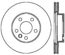 Disc Brake Rotor-High Carbon Alloy Brake Disc-Preferred Front fits 01-03 EuroVan