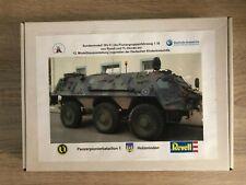 Modellbausatz, REVELL / BUNDESWEHR,1/35,Sondermodell,Panzer Fuchs,Plastik , Neu