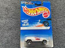Speed Machine White Ice Series Hot Wheels
