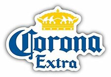 "Corona Extra Mexican Beer Car Bumper Sticker Decal 5"" x 3"""