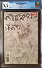 Amazing Spider-Man (2014 3rd Series) #1.3 Ross Sketch Variant CGC 9.8 1:200