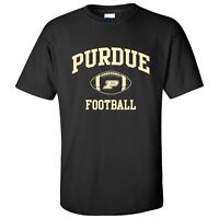 Purdue Boilermakers Classic Football Arch Licensed Unisex T-Shirt