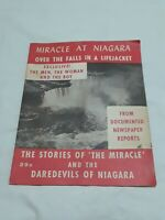 Miracle at Niagara: Over the Falls in a Lifejacket booklet 1961