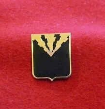 WW2 CREST 612th TANK DESTROYER BATTALION - DUI - 2nd INFANTRY DIVISION