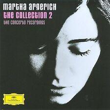 Martha Argerich: The Collection, Vol. 2 - The Concerto Recordings CD, 2009