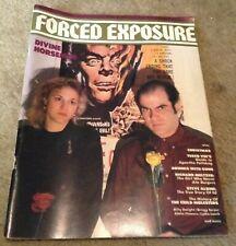 Forced Exposure Magazine #12: Summer 1987 Steve Albini Richard Meltzer Tesco Vee