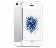 Smartphone Apple iPhone se-Silver 16GB cámara de 12MP 4G LTE (Desbloqueado) - Teléfono inteligente