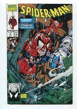 Marvel Comics - Spider-Man #5 - Dec 1990 - Todd McFarlane cover - Vf+/Nm-