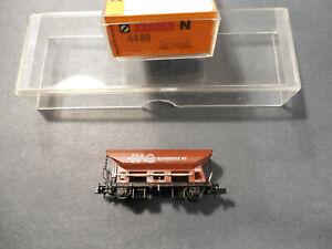 N-Scale Model Train-Arnold -Bulk Hopper #4486