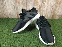 Adidas Originals Tubular Viral women lifestyle sneakers Black/White Size 6 UK