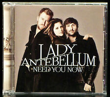 Need You Now [Country] by Lady Antebellum (CD, Jan-2010, EMI)