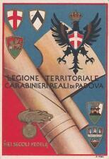 C2914) LEGIONE TERRITORIALE CARABINIERI REALI DI PADOVA. VIAGGIATA.