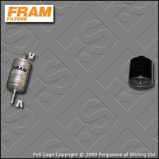 KIT Di Servizio Per VW Polo (6n) 1.0 8v FRAM OLIO FILTRI di carburante (1999-2001)