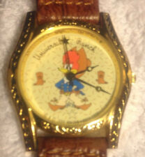 Woody Woodpecker Universal Ranch Watch Leather Band RARE