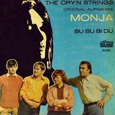 "7"" THE CRY'N STRINGS Monja CV ROLAND W./ Bu Bu Di Du KERSTON deutscher Beat 1967"