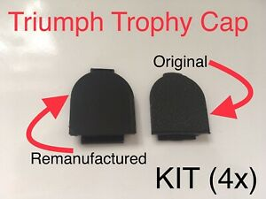 Triumph Trophy 1200 T312 1996-2003 Inner Fairing Screw Cap kit (4) 2900973 Cover