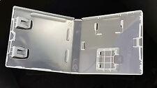 10 x Nintendo DS fundas NDS GBA juegos box case Game Boy en blanco Funda funda New nuevo