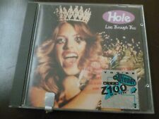 Hole Live Through This CD Courtney Love Z100 Winner NYC
