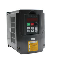 SALE 2.2KW 220V 3HP 10A VARIABLE FREQUENCY DRIVE INVERTER VFD Frequenzumrichter