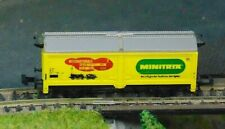 MINITRIX exhibition wagon 1985    by MINITRIX    N Gauge   (4)