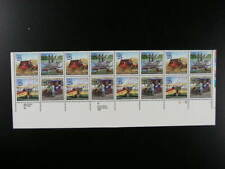 US  Scott # 2434- 2437 Plate Block of 16 20th UPU Congress 25c Stamps  MNH     E
