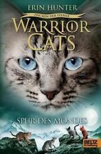 �–�ungelesen WARRIOR CATS 4 / Band 4 Die Macht der drei - SPUR DES MONDES ° HC