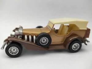 Majorette 1:32 Excalibur Marrone - Auto miniatura D'Epoca - Auto giocattolo
