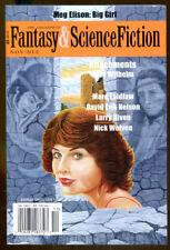 Magazine of Fantasy & SF-11/17-Kate Wilhelm, Larry Niven, Marc Laidlaw