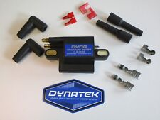 Yamaha RD350YPVS Dyna hi performance Mini ignition coil,& Taylor leads Red