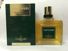 Vetiver By Guerlain eau De Toilette Splash For Men 3.4 100 ml Vintage RARE