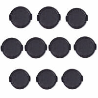10pcs 52mm Side Pinch Snap On Front Lens  Cap Cover for Canon Nikon Pentax Sony